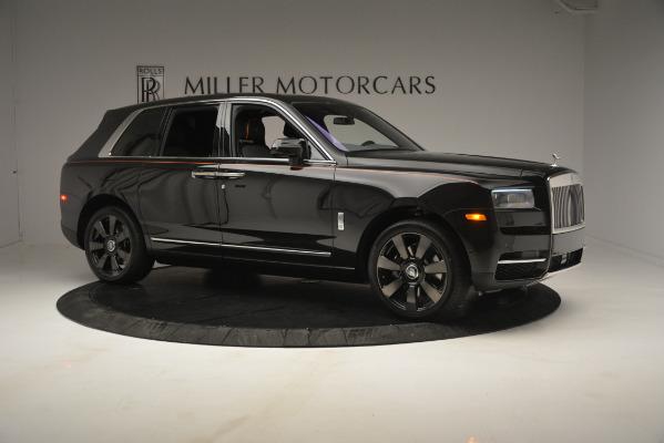 New 2019 Rolls-Royce Cullinan for sale Sold at Rolls-Royce Motor Cars Greenwich in Greenwich CT 06830 10