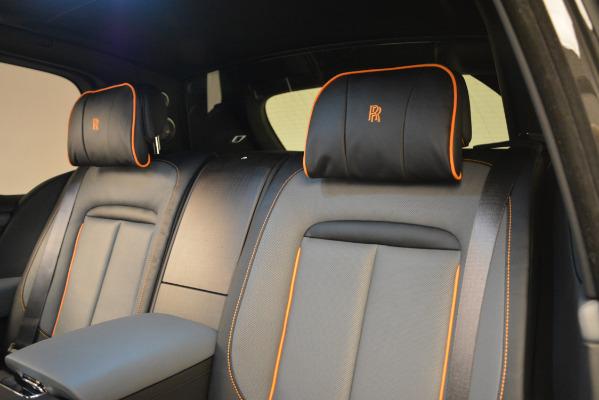 New 2019 Rolls-Royce Cullinan for sale Sold at Rolls-Royce Motor Cars Greenwich in Greenwich CT 06830 25