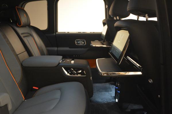 New 2019 Rolls-Royce Cullinan for sale Sold at Rolls-Royce Motor Cars Greenwich in Greenwich CT 06830 27
