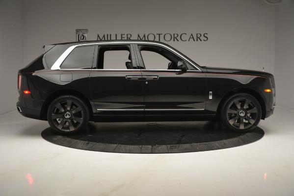 New 2019 Rolls-Royce Cullinan for sale Sold at Rolls-Royce Motor Cars Greenwich in Greenwich CT 06830 9