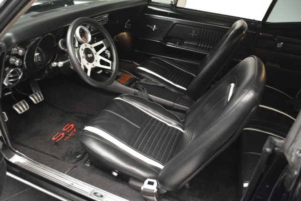 Used 1967 Chevrolet Camaro SS Tribute for sale Sold at Rolls-Royce Motor Cars Greenwich in Greenwich CT 06830 16
