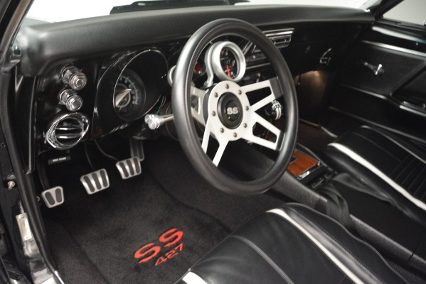 Used 1967 Chevrolet Camaro SS Tribute for sale Sold at Rolls-Royce Motor Cars Greenwich in Greenwich CT 06830 18