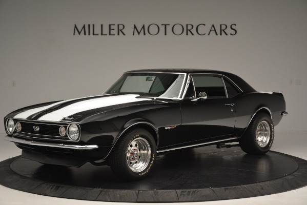 Used 1967 Chevrolet Camaro SS Tribute for sale Sold at Rolls-Royce Motor Cars Greenwich in Greenwich CT 06830 2