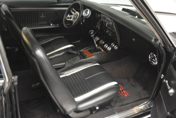 Used 1967 Chevrolet Camaro SS Tribute for sale Sold at Rolls-Royce Motor Cars Greenwich in Greenwich CT 06830 20