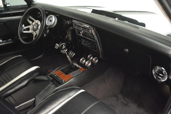 Used 1967 Chevrolet Camaro SS Tribute for sale Sold at Rolls-Royce Motor Cars Greenwich in Greenwich CT 06830 21