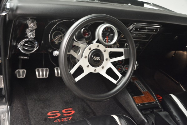 Used 1967 Chevrolet Camaro SS Tribute for sale Sold at Rolls-Royce Motor Cars Greenwich in Greenwich CT 06830 23