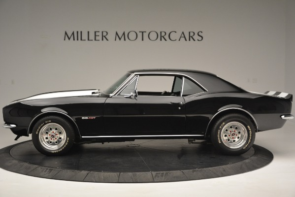 Used 1967 Chevrolet Camaro SS Tribute for sale Sold at Rolls-Royce Motor Cars Greenwich in Greenwich CT 06830 3