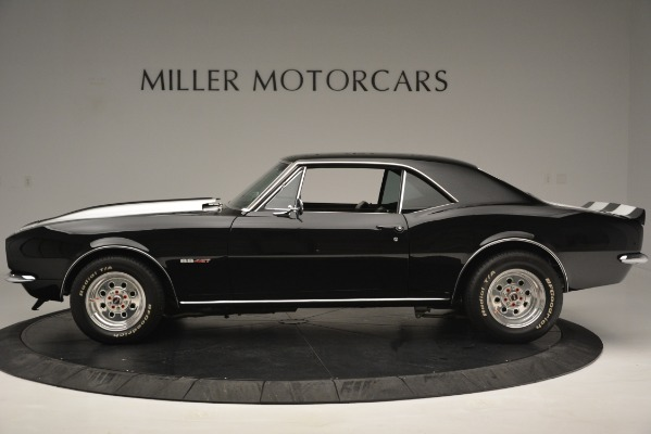 Used 1967 Chevrolet Camaro SS Tribute for sale Sold at Rolls-Royce Motor Cars Greenwich in Greenwich CT 06830 4