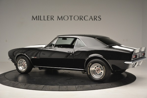 Used 1967 Chevrolet Camaro SS Tribute for sale Sold at Rolls-Royce Motor Cars Greenwich in Greenwich CT 06830 5
