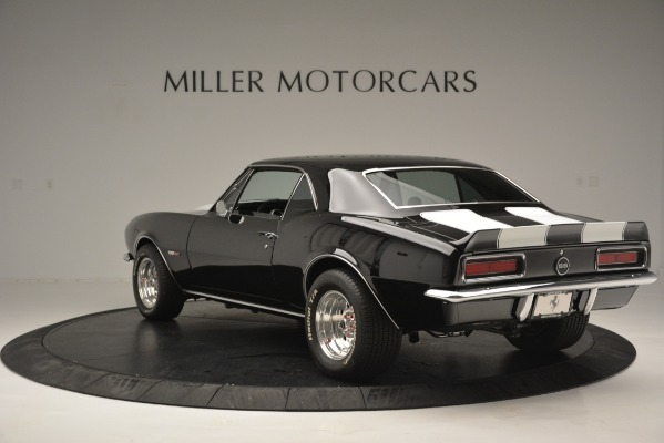 Used 1967 Chevrolet Camaro SS Tribute for sale Sold at Rolls-Royce Motor Cars Greenwich in Greenwich CT 06830 6