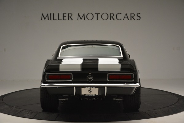 Used 1967 Chevrolet Camaro SS Tribute for sale Sold at Rolls-Royce Motor Cars Greenwich in Greenwich CT 06830 7