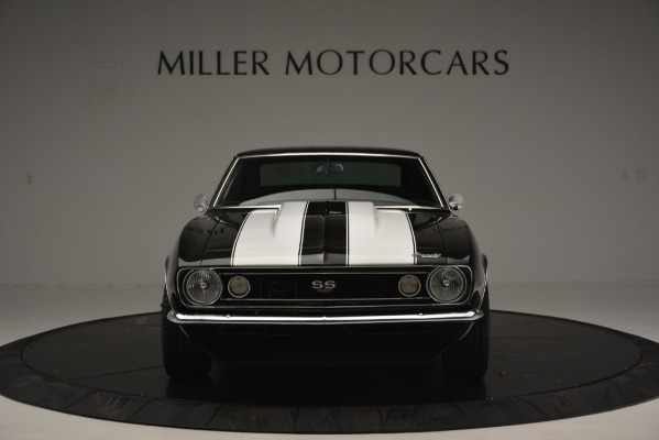 Used 1967 Chevrolet Camaro SS Tribute for sale Sold at Rolls-Royce Motor Cars Greenwich in Greenwich CT 06830 8