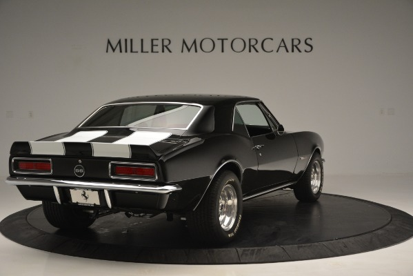 Used 1967 Chevrolet Camaro SS Tribute for sale Sold at Rolls-Royce Motor Cars Greenwich in Greenwich CT 06830 9