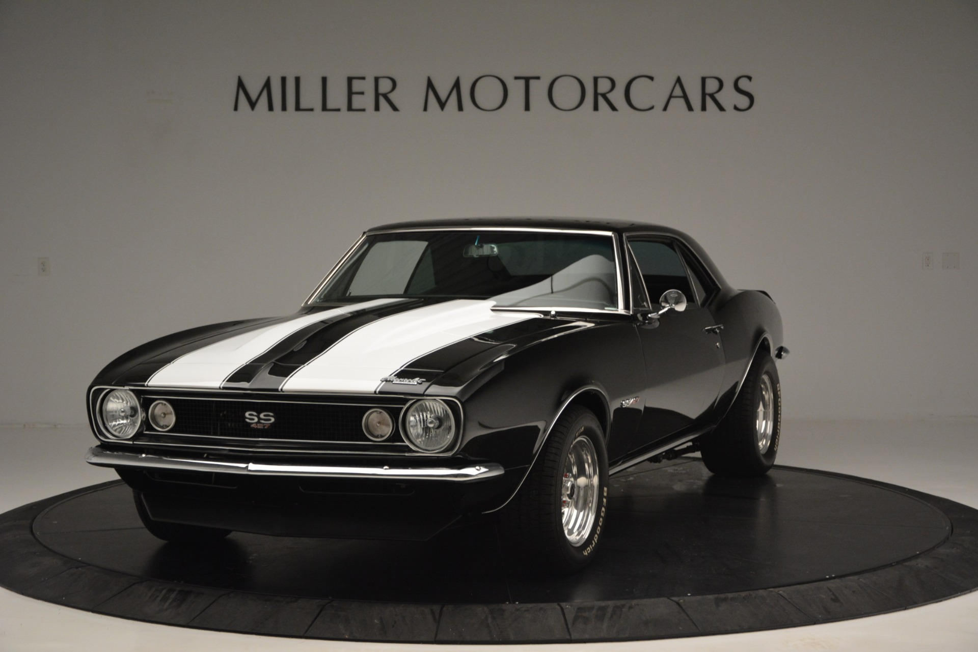 Used 1967 Chevrolet Camaro SS Tribute for sale Sold at Rolls-Royce Motor Cars Greenwich in Greenwich CT 06830 1