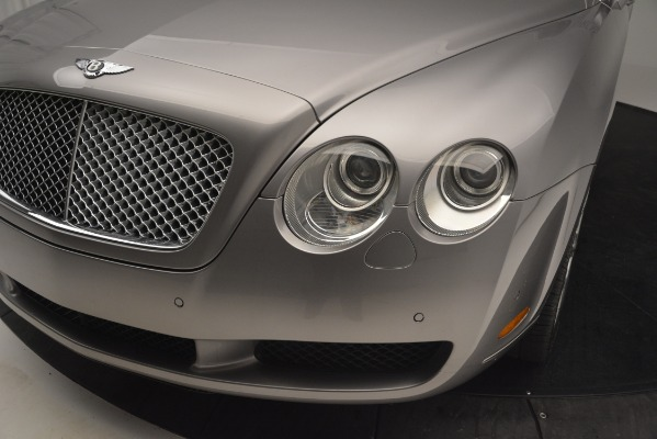 Used 2009 Bentley Continental GT GT for sale Sold at Rolls-Royce Motor Cars Greenwich in Greenwich CT 06830 21