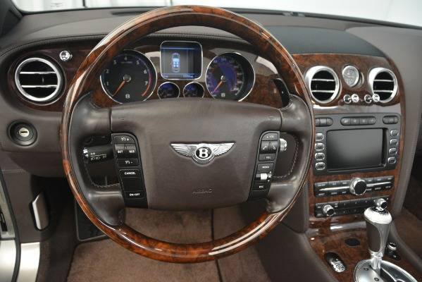 Used 2009 Bentley Continental GT GT for sale Sold at Rolls-Royce Motor Cars Greenwich in Greenwich CT 06830 26