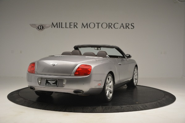 Used 2009 Bentley Continental GT GT for sale Sold at Rolls-Royce Motor Cars Greenwich in Greenwich CT 06830 7