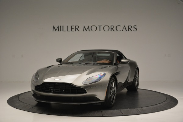 Used 2019 Aston Martin DB11 V8 Convertible for sale Sold at Rolls-Royce Motor Cars Greenwich in Greenwich CT 06830 13