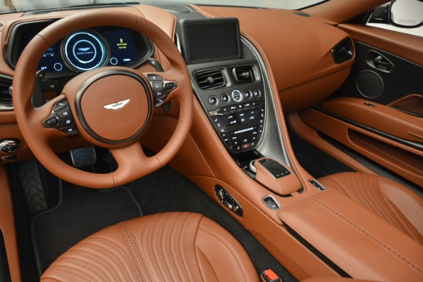 Used 2019 Aston Martin DB11 V8 Convertible for sale Sold at Rolls-Royce Motor Cars Greenwich in Greenwich CT 06830 20