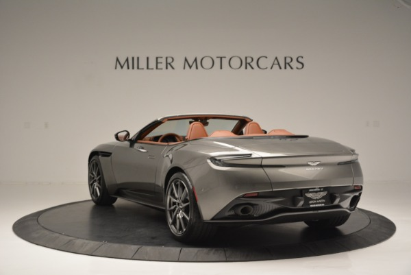 Used 2019 Aston Martin DB11 V8 Convertible for sale Sold at Rolls-Royce Motor Cars Greenwich in Greenwich CT 06830 5