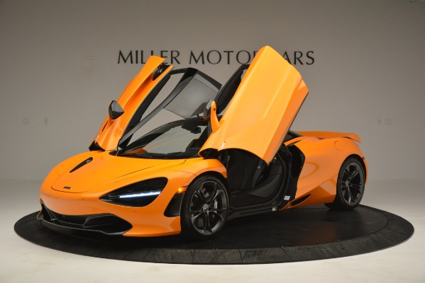 Used 2018 McLaren 720S Performance for sale Sold at Rolls-Royce Motor Cars Greenwich in Greenwich CT 06830 14