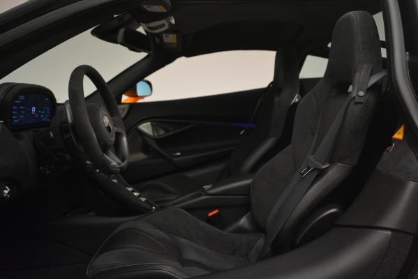 Used 2018 McLaren 720S Performance for sale Sold at Rolls-Royce Motor Cars Greenwich in Greenwich CT 06830 17