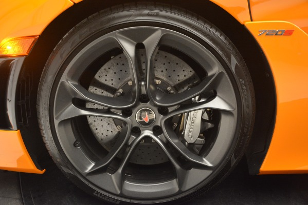 Used 2018 McLaren 720S Performance for sale Sold at Rolls-Royce Motor Cars Greenwich in Greenwich CT 06830 22