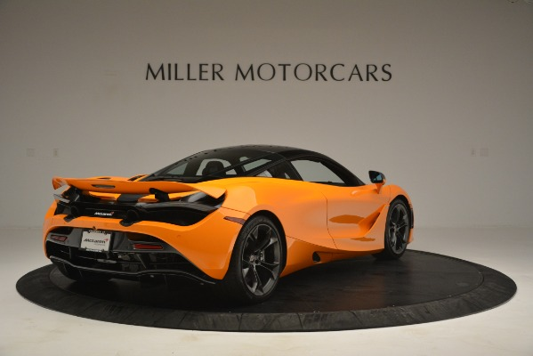 Used 2018 McLaren 720S Performance for sale Sold at Rolls-Royce Motor Cars Greenwich in Greenwich CT 06830 7