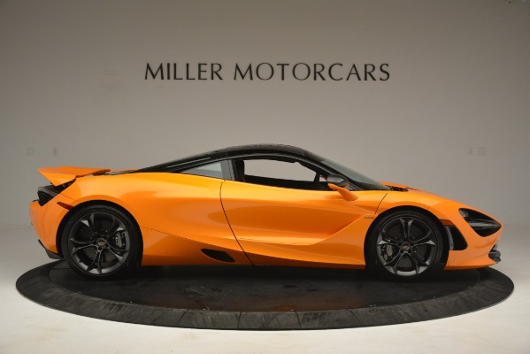Used 2018 McLaren 720S Performance for sale Sold at Rolls-Royce Motor Cars Greenwich in Greenwich CT 06830 9
