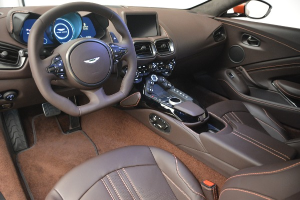 Used 2019 Aston Martin Vantage Coupe for sale Sold at Rolls-Royce Motor Cars Greenwich in Greenwich CT 06830 14
