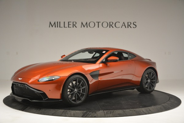 Used 2019 Aston Martin Vantage Coupe for sale Sold at Rolls-Royce Motor Cars Greenwich in Greenwich CT 06830 2
