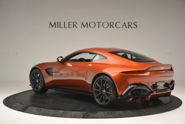 Used 2019 Aston Martin Vantage Coupe for sale Sold at Rolls-Royce Motor Cars Greenwich in Greenwich CT 06830 4