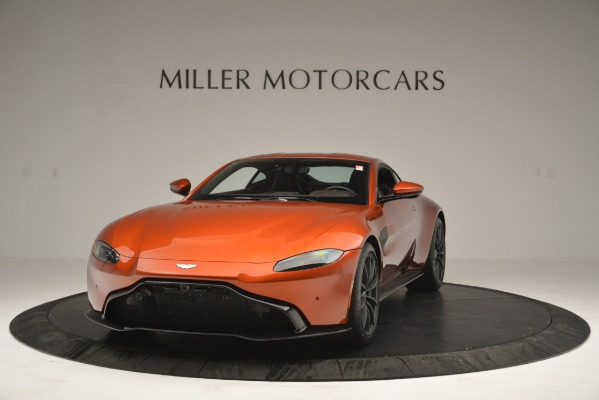 Used 2019 Aston Martin Vantage Coupe for sale Sold at Rolls-Royce Motor Cars Greenwich in Greenwich CT 06830 1
