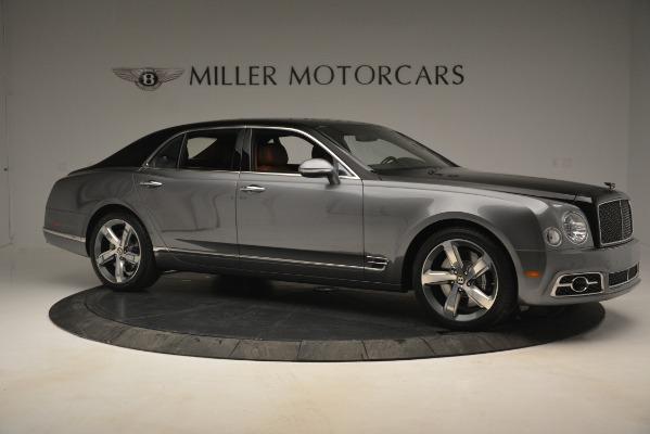 New 2019 Bentley Mulsanne Speed for sale Sold at Rolls-Royce Motor Cars Greenwich in Greenwich CT 06830 10
