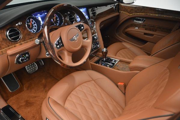 New 2019 Bentley Mulsanne Speed for sale Sold at Rolls-Royce Motor Cars Greenwich in Greenwich CT 06830 13