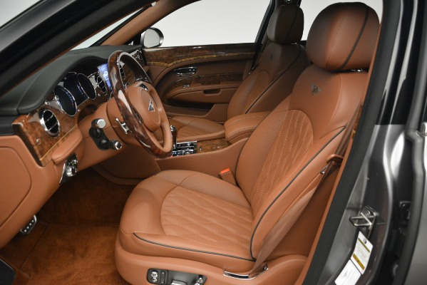 New 2019 Bentley Mulsanne Speed for sale Sold at Rolls-Royce Motor Cars Greenwich in Greenwich CT 06830 14