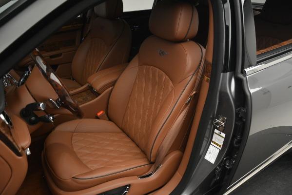New 2019 Bentley Mulsanne Speed for sale Sold at Rolls-Royce Motor Cars Greenwich in Greenwich CT 06830 15