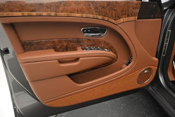New 2019 Bentley Mulsanne Speed for sale Sold at Rolls-Royce Motor Cars Greenwich in Greenwich CT 06830 16