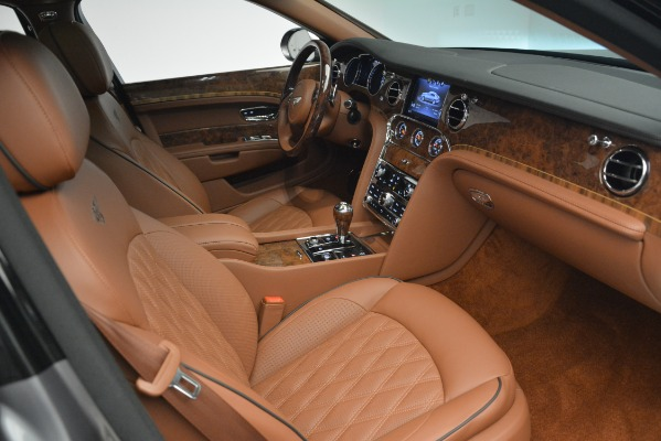 New 2019 Bentley Mulsanne Speed for sale Sold at Rolls-Royce Motor Cars Greenwich in Greenwich CT 06830 19