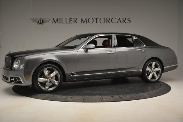New 2019 Bentley Mulsanne Speed for sale Sold at Rolls-Royce Motor Cars Greenwich in Greenwich CT 06830 2