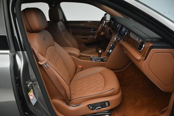 New 2019 Bentley Mulsanne Speed for sale Sold at Rolls-Royce Motor Cars Greenwich in Greenwich CT 06830 20