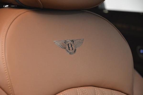New 2019 Bentley Mulsanne Speed for sale Sold at Rolls-Royce Motor Cars Greenwich in Greenwich CT 06830 22