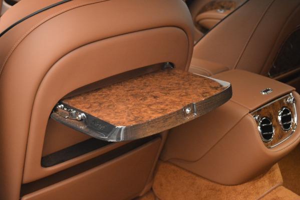 New 2019 Bentley Mulsanne Speed for sale Sold at Rolls-Royce Motor Cars Greenwich in Greenwich CT 06830 24