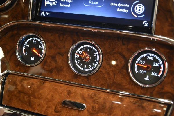 New 2019 Bentley Mulsanne Speed for sale Sold at Rolls-Royce Motor Cars Greenwich in Greenwich CT 06830 25