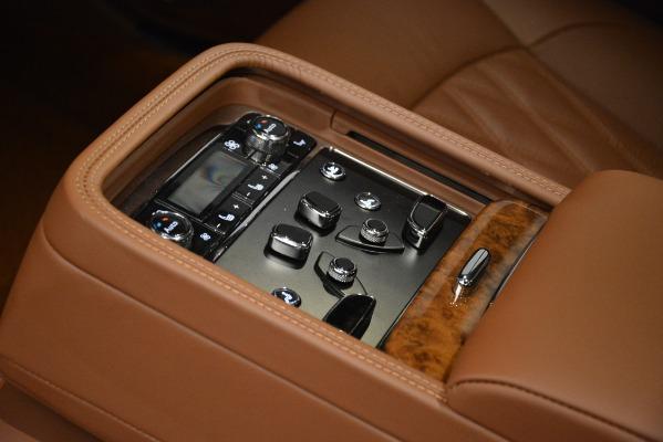 New 2019 Bentley Mulsanne Speed for sale Sold at Rolls-Royce Motor Cars Greenwich in Greenwich CT 06830 26