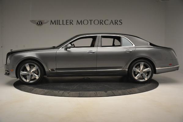 New 2019 Bentley Mulsanne Speed for sale Sold at Rolls-Royce Motor Cars Greenwich in Greenwich CT 06830 3