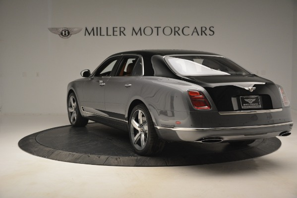 New 2019 Bentley Mulsanne Speed for sale Sold at Rolls-Royce Motor Cars Greenwich in Greenwich CT 06830 5