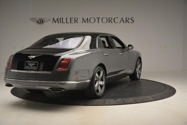 New 2019 Bentley Mulsanne Speed for sale Sold at Rolls-Royce Motor Cars Greenwich in Greenwich CT 06830 7