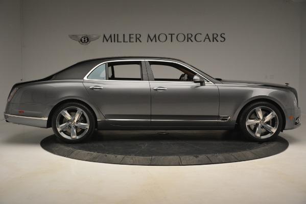 New 2019 Bentley Mulsanne Speed for sale Sold at Rolls-Royce Motor Cars Greenwich in Greenwich CT 06830 9