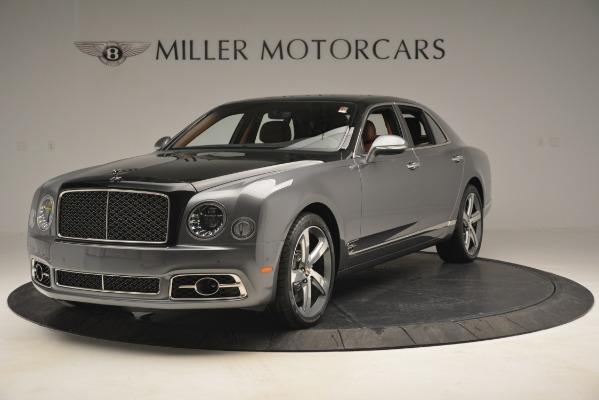 New 2019 Bentley Mulsanne Speed for sale Sold at Rolls-Royce Motor Cars Greenwich in Greenwich CT 06830 1